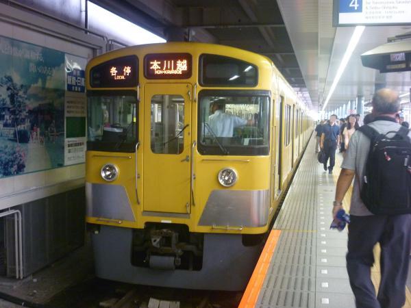 2014-07-23 西武2061F 各停本川越行き2 5633レ