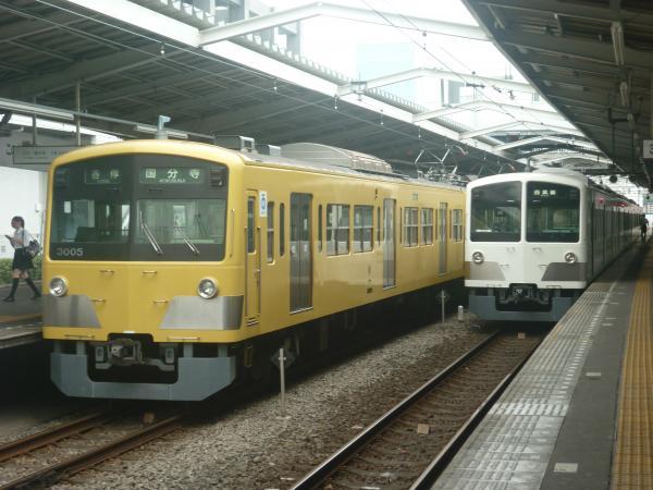 2014-07-23 西武3005F 1241F 1