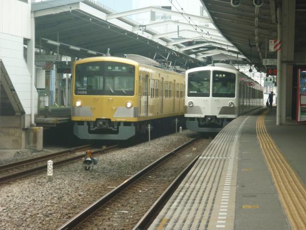 2014-07-23 西武3005F 1241F 4
