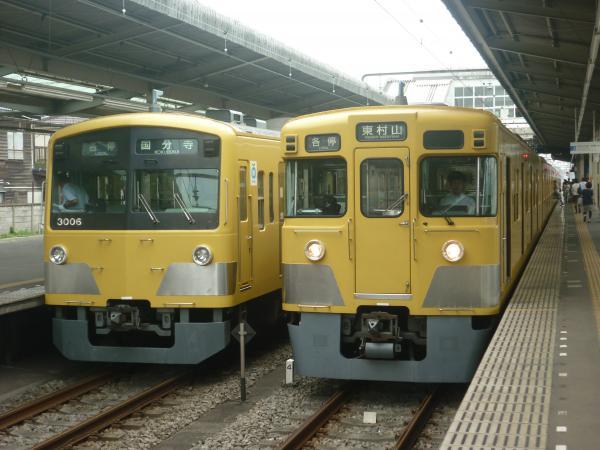 2014-07-23 西武3005F 2009F