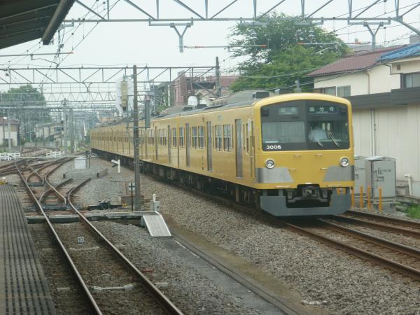 2014-07-23 西武3005F 各停国分寺行き 6682レ 2