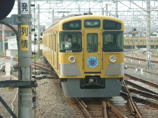2014-07-23 西武9108F 準急池袋行き2 4218レ