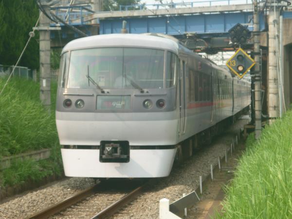 2014-07-23 西武10106F 特急本川越行き 119レ