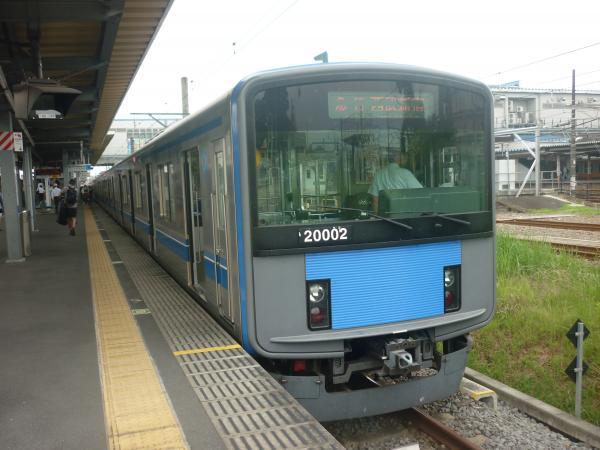 2014-07-23 西武20102F 急行西武新宿行き 2332レ