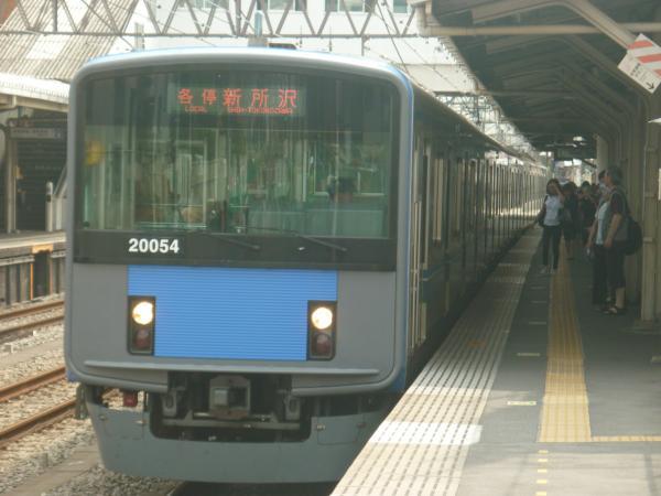 2014-07-23 西武20154F 各停新所沢行き1 5813レ