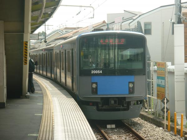 2014-07-23 西武20154F 各停新所沢行き2 5813レ