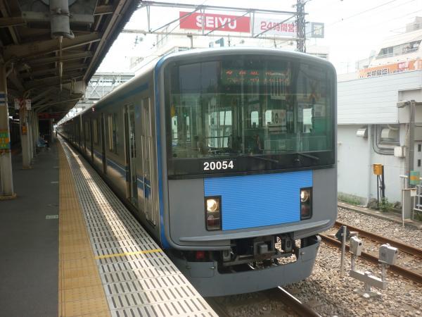 2014-07-23 西武20154F 各停新所沢行き3 5813レ