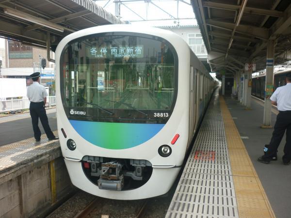 2014-07-23 西武38113F 各停西武新宿行き1 5308レ