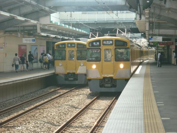 2014-07-25 西武2063F 2089F