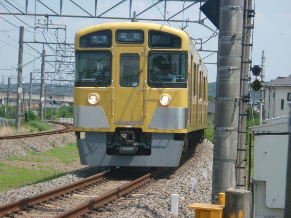 2014-07-25 西武2083F 各停飯能行き 5115レ