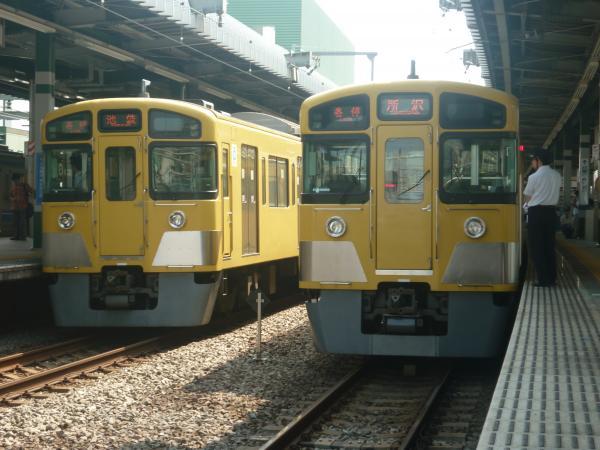 2014-07-25 西武2087F 2097F