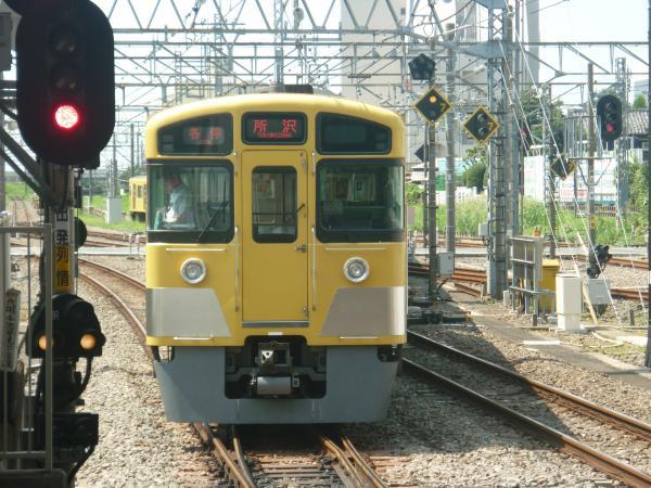 2014-07-25 西武2097F 各停所沢行き4 5301レ