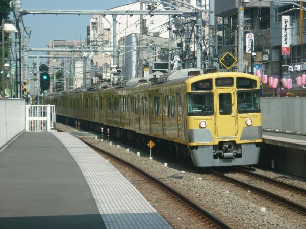 2014-07-25 西武2097F 各停池袋行き 5432レ