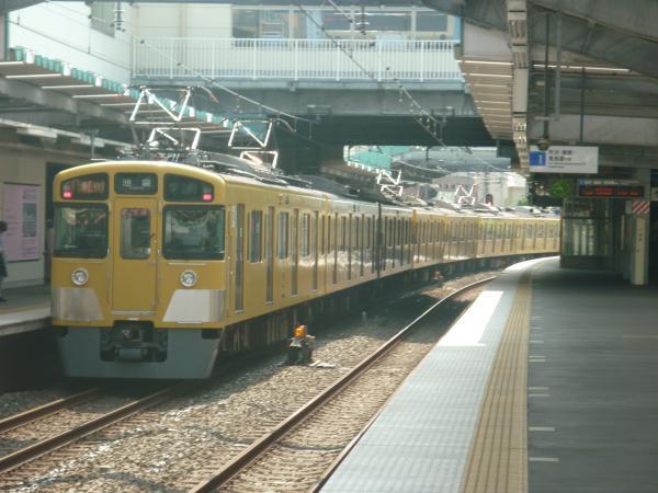 2014-07-25 西武2461F+2085F 急行池袋行き 2114レ