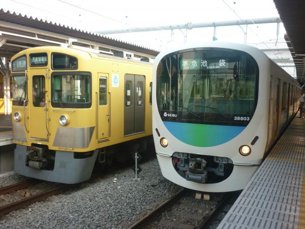 2014-07-25 西武2541F+2525F 32101F+38103F