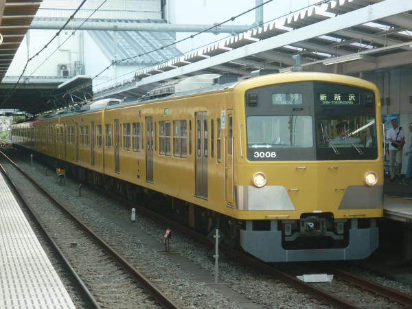 2014-07-25 西武3007F 各停新所沢行き1 5773レ