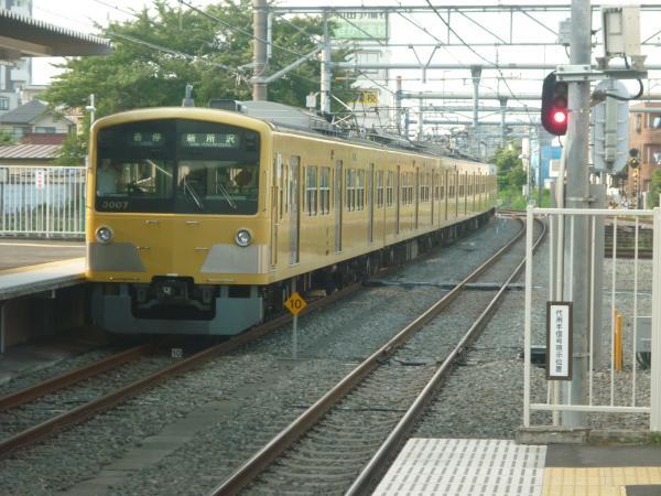 2014-07-25 西武3007F 各停新所沢行き2 5773レ