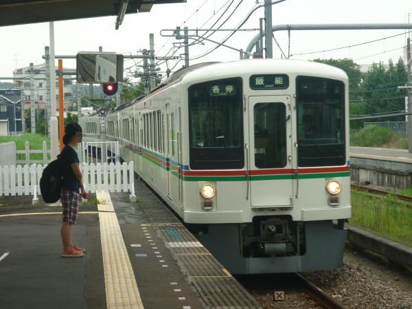 2014-07-25 西武4007F 各停飯能行き 5046レ