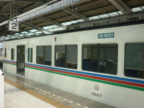 2014-07-25 西武4007F