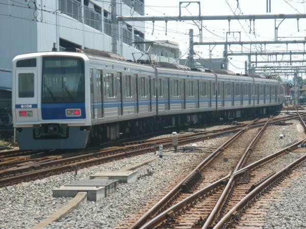 2014-07-25 西武6108F 回送