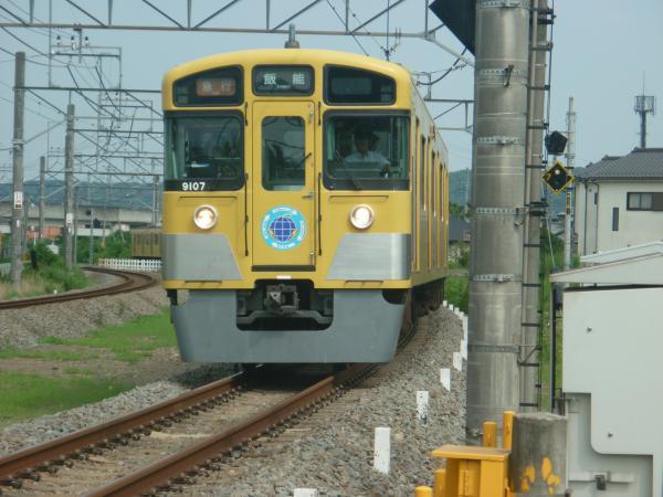 2014-07-25 西武9107F 急行飯能行き 2147レ