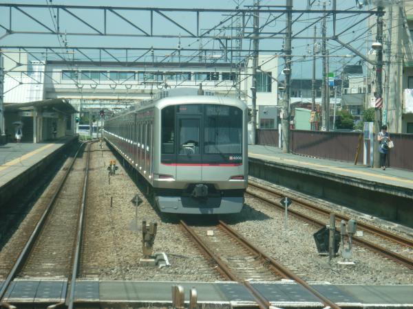 2014-07-25 東急4108F 回送