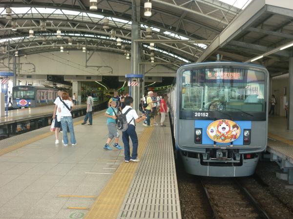 2014-07-27 西武20151F 20152F 1