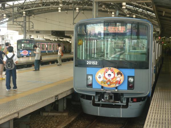 2014-07-27 西武20151F 20152F 2