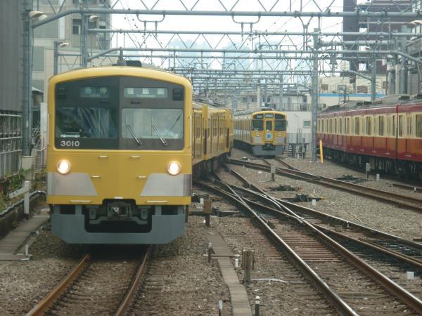 2014-07-27 西武3009F 各停豊島園行き 5724レ