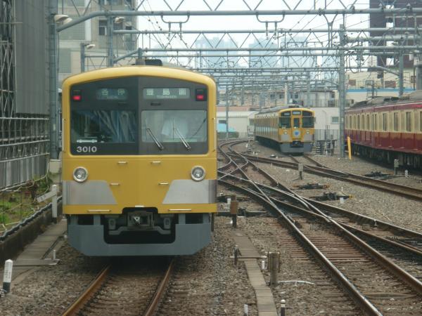 2014-07-27 西武3009F 各停豊島園行き2 5471レ
