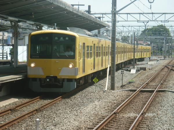 2014-07-28 西武3007F 各停西武園行き 6685レ