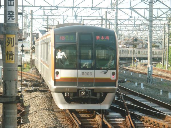 2014-07-28 メトロ10103F 準急新木場行き 4582レ
