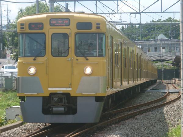 2014-07-28 西武2031F 各停国分寺行き 6254レ