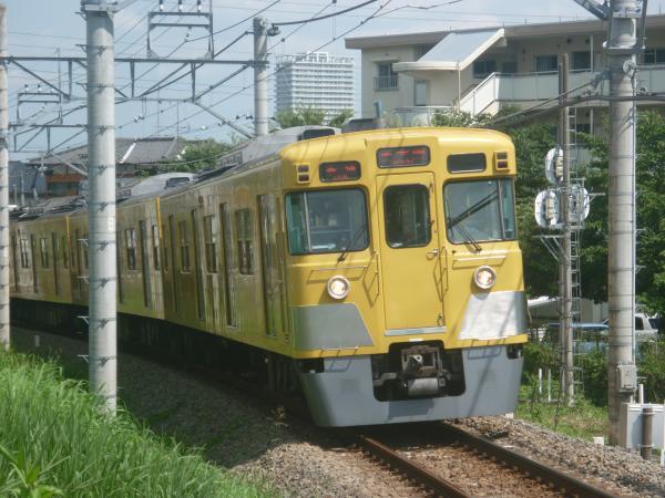 2014-07-28 西武2031F 各停西武園行き 6255レ