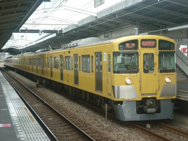 2014-07-28 西武2061F 各停西武新宿行き 5620レ