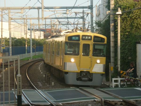 2014-07-28 西武2453F+2063F 快速小手指行き 3201レ