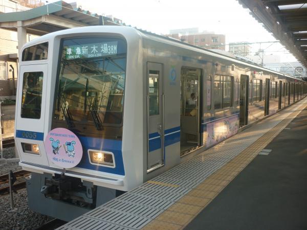 2014-07-28 西武6155F 準急新木場行き2 4584レ