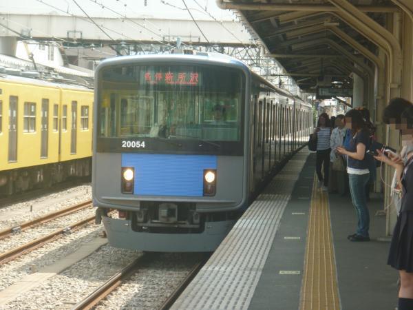 2014-07-28 西武20154F 各停新所沢行き1 5813レ
