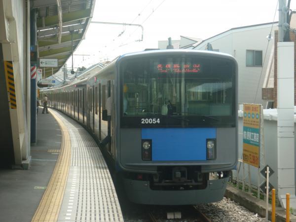 2014-07-28 西武20154F 各停新所沢行き2 5813レ