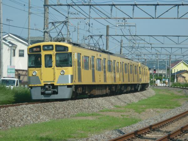2014-07-30 西武2463F+2077F 急行池袋行き2 2154レ