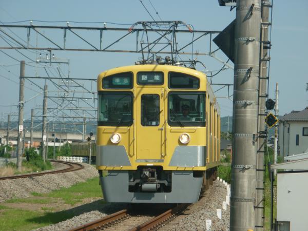 2014-07-30 西武2465F+2091F 準急飯能行き 4137レ