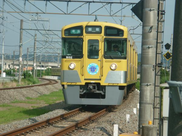 2014-07-30 西武9102F 準急飯能行き 4139レ
