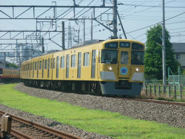2014-07-30 西武9104F 準急池袋行き1 4116レ