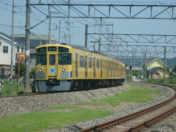 2014-07-30 西武9104F 準急池袋行き2 4116レ
