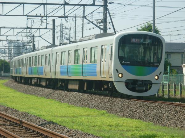 2014-07-30 西武32104F+38112F 急行池袋行き 2152レ