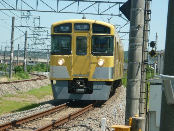 2014-08-06 西武2089F 各停池袋行き 5115レ