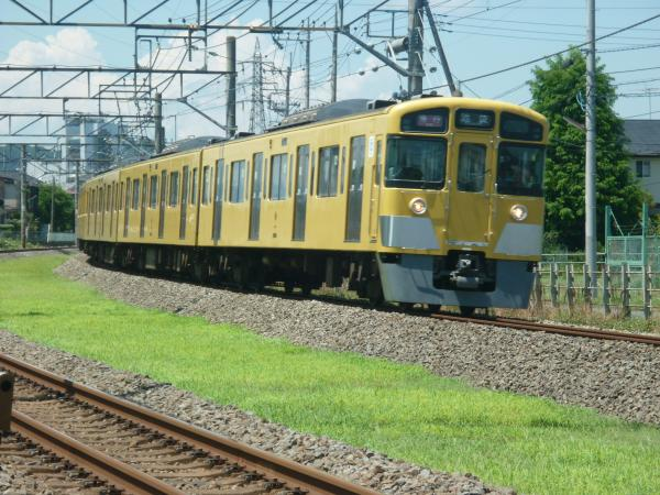 2014-08-06 西武2459F+2085F 急行池袋行き1 2140レ