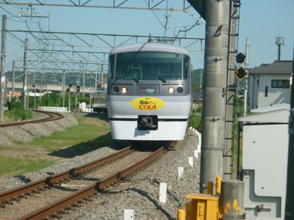 2014-08-06 西武10102F 特急西武秩父行き 19レ