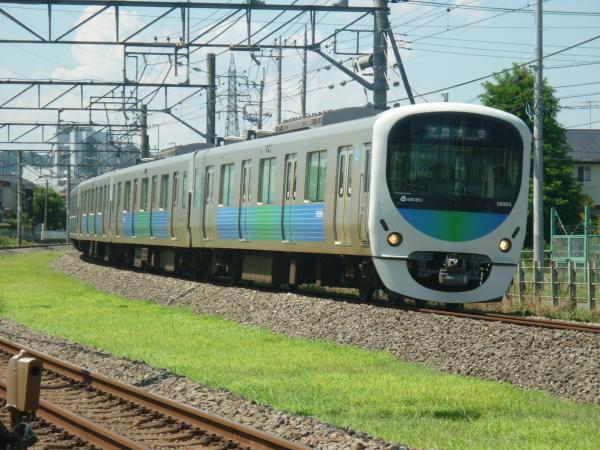 2014-08-06 西武32102F+38104F 準急池袋行き1 4114レ
