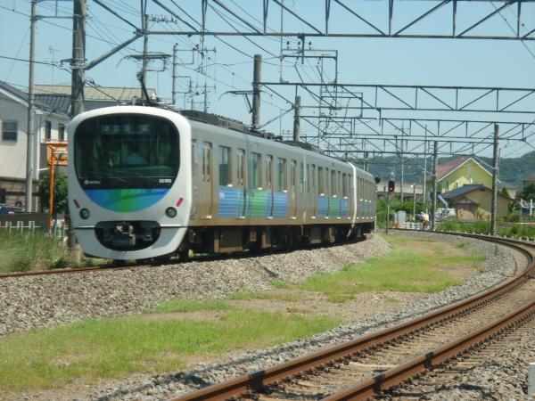2014-08-06 西武32102F+38104F 準急池袋行き2 4114レ